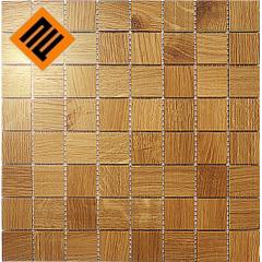 Деревянная мозаика  коллекция 8х8 Дуб