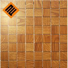 Деревянная мозаика  коллекция 8х8 Дуб Амбер