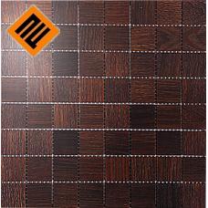 Деревянная мозаика  коллекция 8х8 Дуб Термо (Termo Wood)