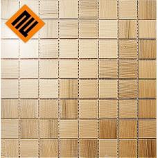 Деревянная мозаика  коллекция 8х8 Клен