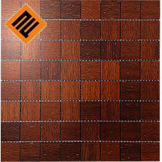 Деревянная мозаика  коллекция 8х8 Мербау