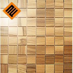 Деревянная мозаика  коллекция 8х8 Ясень Emotion