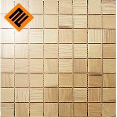 Деревянная мозаика  коллекция 8х8 Ясень Селект