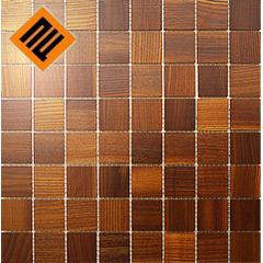 Деревянная мозаика  коллекция 8х8 Ясень Термо (Thermo Wood)