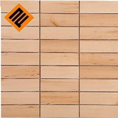 Деревянная мозаика  коллекция 9х3 Ольха Giovane