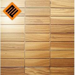 Деревянная мозаика  коллекция 9х3 Ясень Emotion