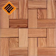 Деревянная мозаика  коллекция  ENFASI 3D Дуб Натур