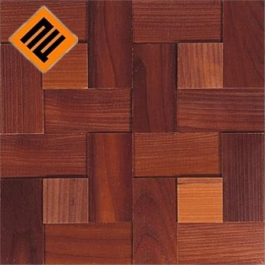Деревянная мозаика  коллекция  ENFASI 3D Ясень  Термо