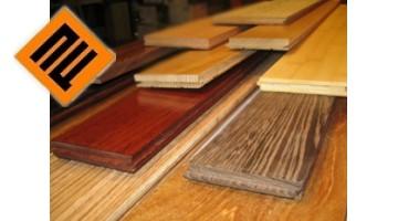 Породы древесины, используемые для изготовления паркета