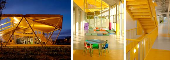Покрытия для детских садов и школ