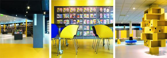 Напольные покрытия для детских игровых комнат