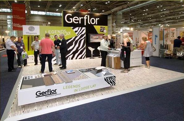 Коммерческий линолеум Gerflor, жифлор,объектные покрытия, коммерческий линолеум, ПВХ покрытие
