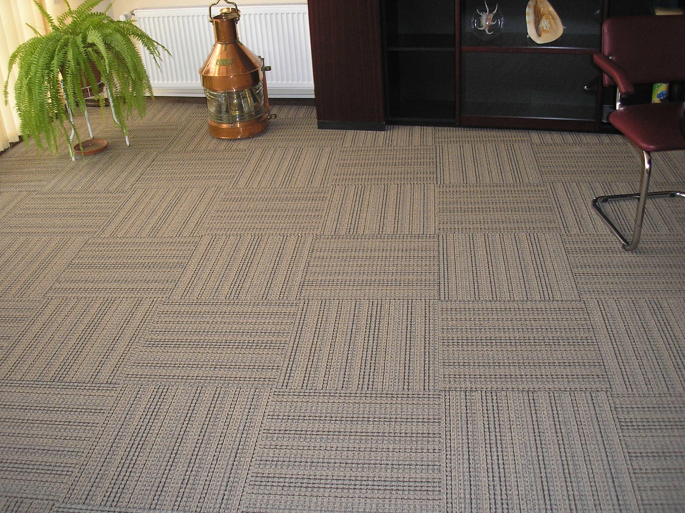 rковровая плитка, модульная ковровая плитка, Выбор ковровой плитки
