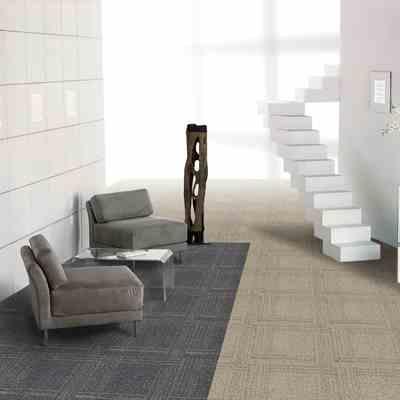 плитка ковровая, ковролин в плитках