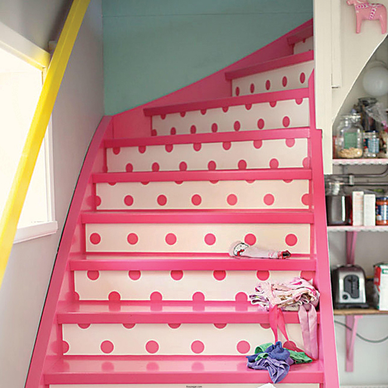 украшение лестницы, декорирование лестницы, деревянная лестница