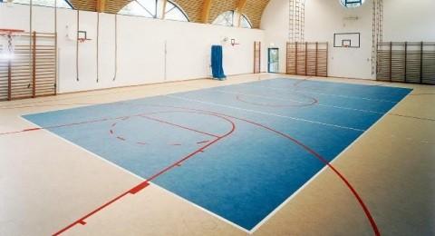 Покрытие для спортивных площадок